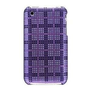 Full Diamond Apple Iphone 3g 3gs Snap on Cell Phone Case Electronics