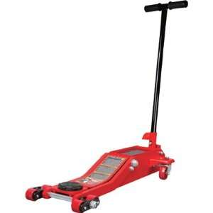 Big Red Low Profile Garage Jack   2 Ton Lift Capacity, Model# T820028D