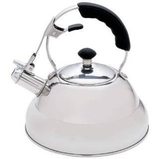KitchenAid Gourmet Essentials 2 Quart Tea Kettle, Stainless Steel