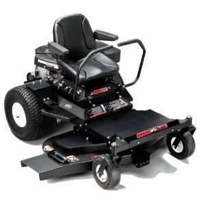 Inch 23 HP Zero Turning Radius Riding Lawn Mower: Patio, Lawn & Garden