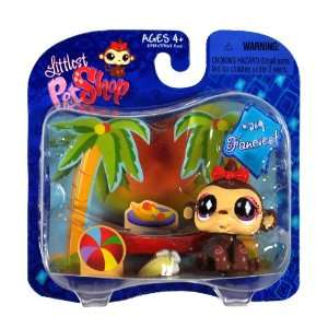 Hasbro Year 2008 Littlest Pet Shop Exclusive Single Pack