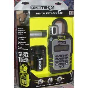 Ryobi Tek4 Digital Key Lock Box Camera & Photo