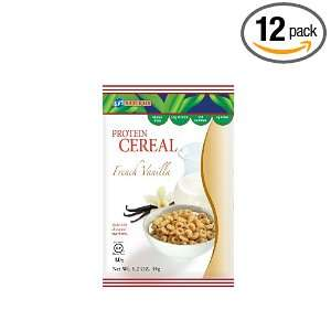 Kays Natural Protein Cereal   French Vanilla Flavor, 1.2 Ounce (Pack