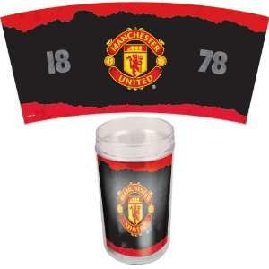 Manchester United Official 16oz. Soccer Tumbler Sports