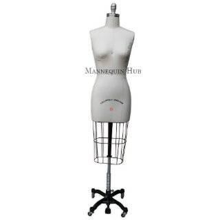 Professional Female Dress Form Size 10 mannequins