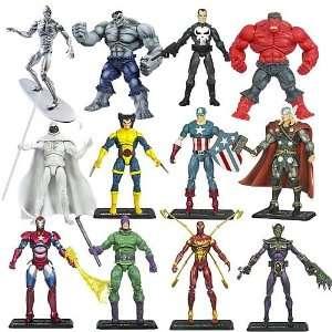 Marvel Universe Action Figures Wave 12 Revision 6 Toys