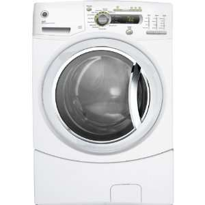 cu. ft. stainless steel capacity frontload washer  Kitchen
