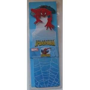 Spider Man Metal 2 D Bookmark