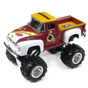 UD NFL 56 Ford Monster Truck Washington Redskins Sports