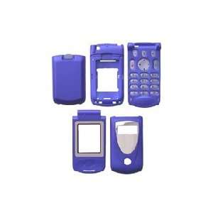 Blue T722 Style Full Housing For Motorola T72x (CDMA) Home & Kitchen