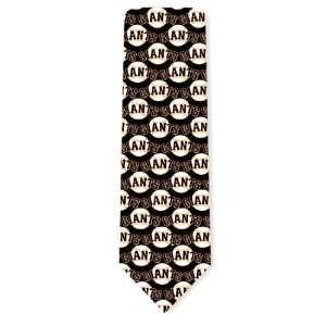 San Francisco Giants All Logo Neckties