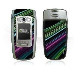 Design Skins for Samsung E720   Laser Light Design Folie