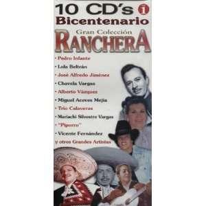 Gran Coleccion Ranchera Vol.2 10 Cds GRAN COLECCION