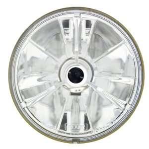 Adjure T50704 5 3/4 Pie Cut Black Dot Tri Bar Motorcycle