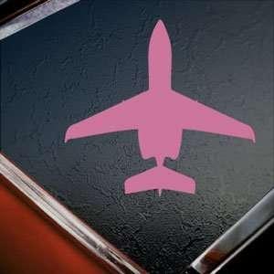 850XP Jet Pink Decal Window Pink Sticker Arts, Crafts & Sewing