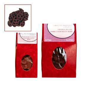 Gourmet Milk Chocolate Covered Mini Pretzels Red Rooft op Gift Box 2oz