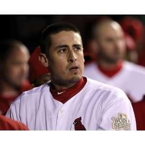 Allen Craig, St. Louis Cardinals, World Series Game 6, 10/27/2011