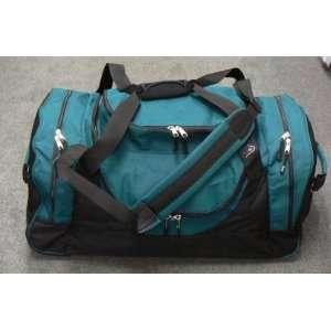 Aj Kit Signature Series Luggage Travel Bag   Green