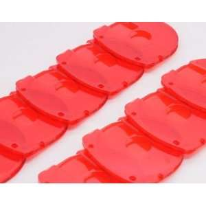 100 Piece Red UMD MMR PSP Replacement Game Protective