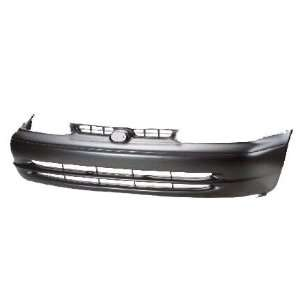 CV04064BB MT5 Chevy Prizm Primed Black Replacement Front Bumper Cover