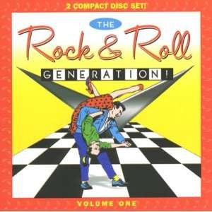 Rock and Roll Generation, Vol. 1 (2 Disc Set): Music