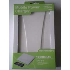 High Quality Quick Charging Power Bank with Multi USB 6 connectors
