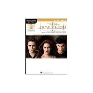 Twilight New Moon Book & CD   Alto Saxophone Musical Instruments