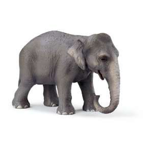 Schleich Indian Elephant Female (Retired 2012)   Collectors Item