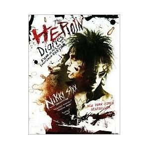 Life of a Shattered Rock Star by Nikki Sixx, Ian Gittins (With) Books