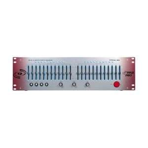 Dual Channel 12 Band Graphic Equalizer Musical Instruments