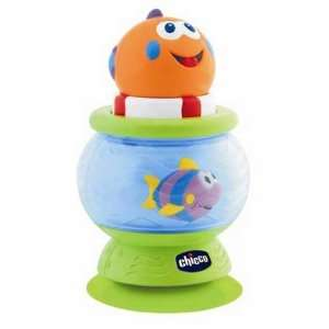 Chicco Spinning Fish High Chair Suction Cup Toy: Toys & Games