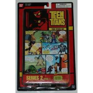 Teen Titans Series 2 Page 2 1.5in Comic Book Heroes Toys & Games