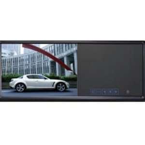 BOYO 7 Inch TFT LCD Clip on Mirror Monitor: Car Electronics