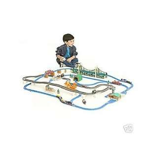 Thomas & Friends Ultimate Train Set TOMY HUGE : Toys & Games :