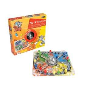 Tom and Jerry Pop N Race Game Toys & Games