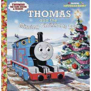 Thomas and the Missing Christmas Tree (Junior Jellybean