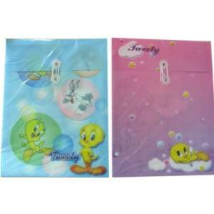 Looney Tunes Tweety Bird string envelopes 2/pack Toys & Games