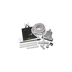 Central vacuum turbo Kit 35 ft hose and tools