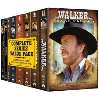 Walker Texas Ranger The Complete Series Pack Chuck