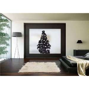 Wall Art Decor Vinyl Decal Sticker CHRISTMAS TREE