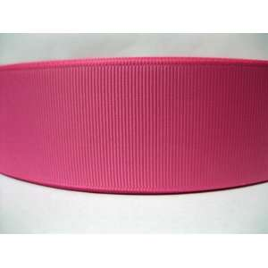 3yd Hot Pink Solid 1 Grosgrain Ribbon By The Yard Arts