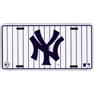New York Yankees License Plate Cover (Blue) Sports