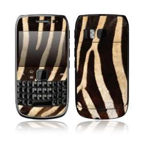Zebra Print Decorative Skin Cover Decal Sticker for Nokia