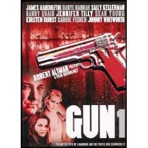Robert Altman Presents Gun 1 Three Film Anthology