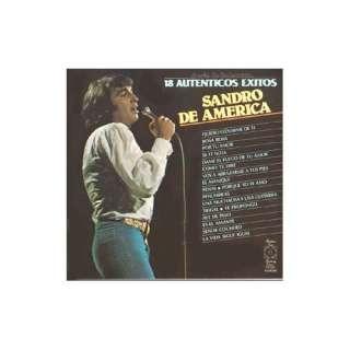18 autenticos exitos   SANDRO DE AMERICA Music