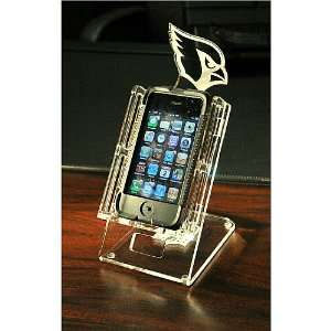 Caseworks Arizona Cardinals Small Cell Phone Stand  Sports