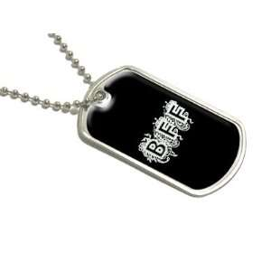BFF   Best Friends Forever   Military Dog Tag Luggage