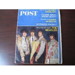 Here They Are Again  The Beatles Post Magazine Books