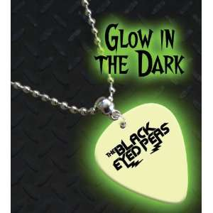 Black Eyed Peas Glow In The Dark Premium Guitar Pick
