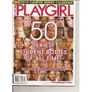 Playgirl Magazine 2010   Features Sarah Palins son in law